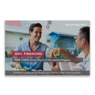 Picture for category FHA Loan
