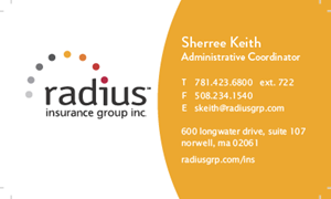 Picture of Sherree Keith Business Card