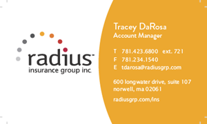 Picture of Tracey DaRosa Business Card
