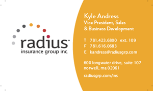 Picture of Kyle Andress Business Card