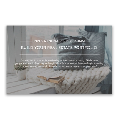 Picture for category Investment Property Postcard