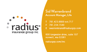 Picture of Sid Warrenbrand Business Card