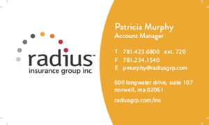 Picture of Patricia Murphy Business Card